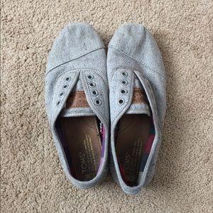 classic TOMS gray